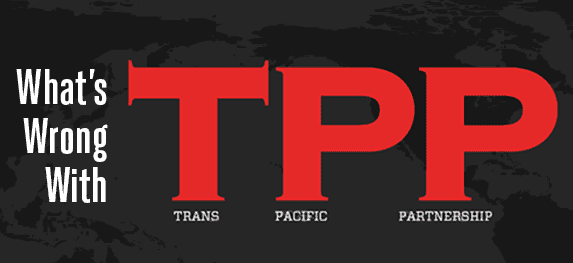 Congress, Public Waking Up To Trans-Pacific Partnership Threat