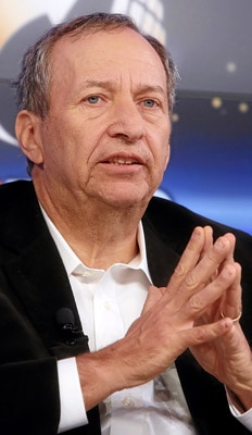 The Larry Summers Debate:  Challenging Wall Street's Democrats
