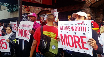 The Fast-Food Strikers Are Fighting For All of Us