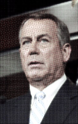 Boehner Says He's Out Of Ideas To Prevent a Shutdown. Here's One.