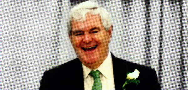 Gingrich Should Resign From CNN