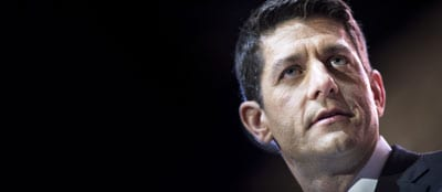Ryan's Budget Prescription:  More of the Same