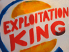 Sign the petition to Burger King's CEO