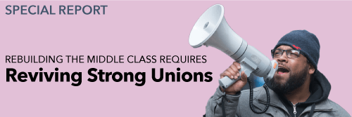 Reviving Strong Unions