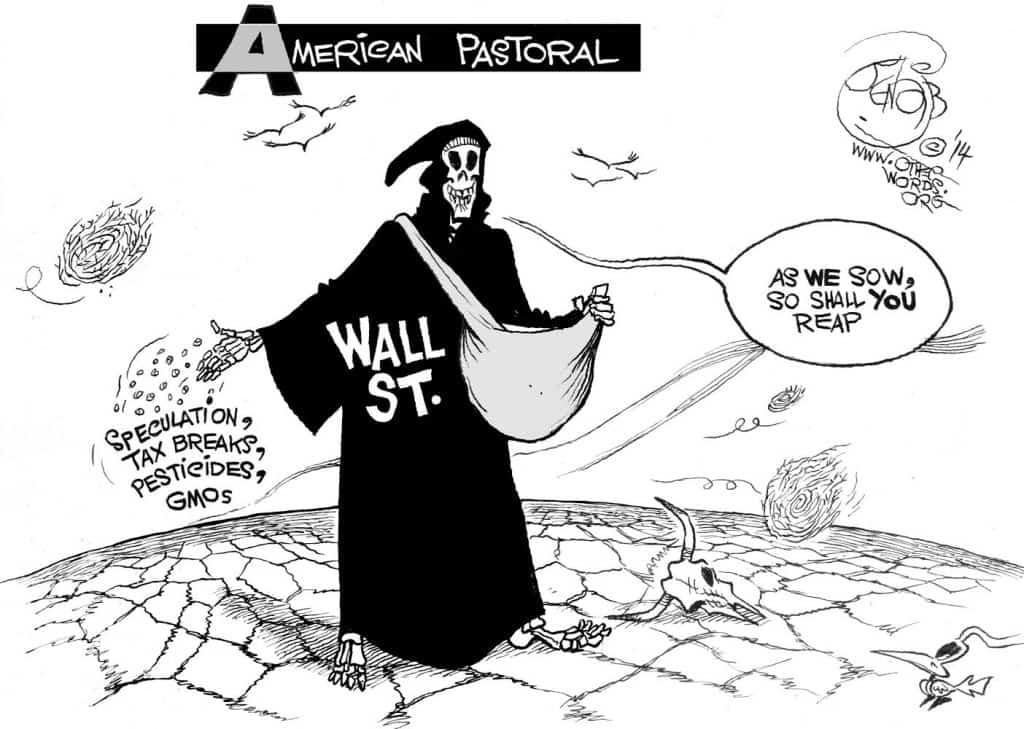 Khalil Bendib is OtherWords' cartoonist. OtherWords.org