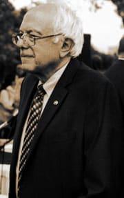 Bernie Sanders Lays Down the Gauntlet
