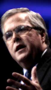 Why Does Jeb Bush Keep Touting His Failures?