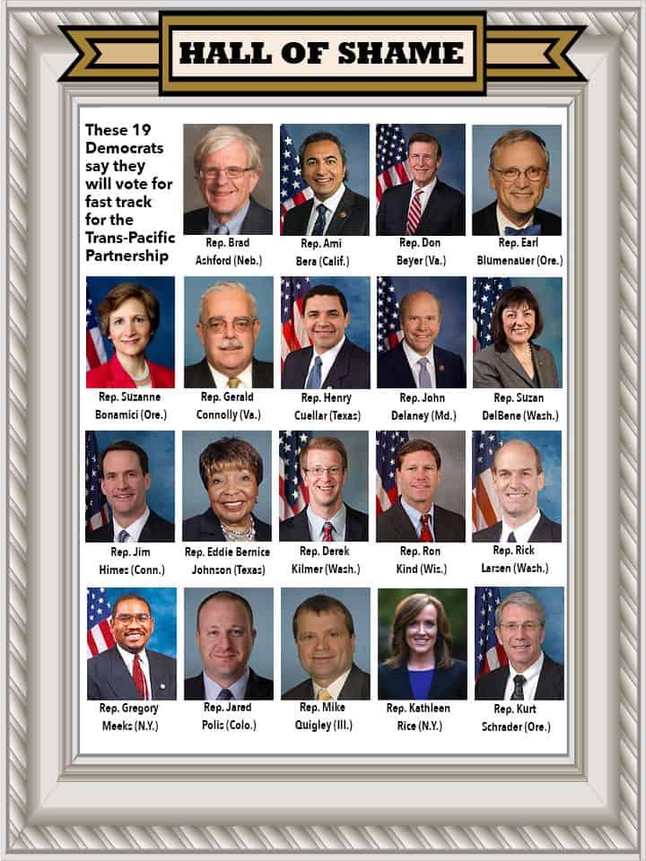 TPP Hall of Shame