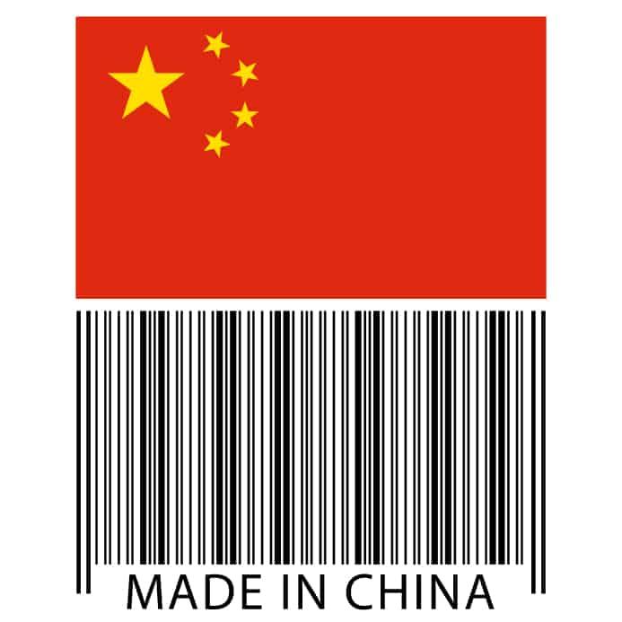 China trade graphic
