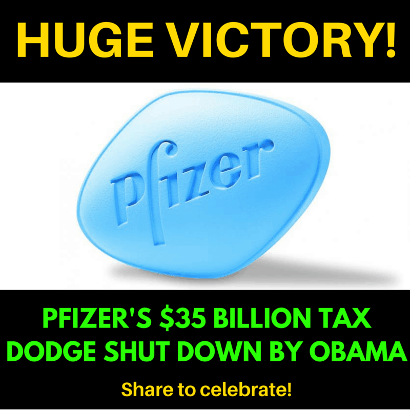 Pfizer victory ATF graphic