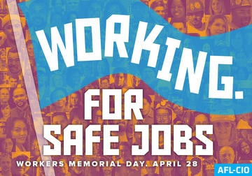 workers memorial day