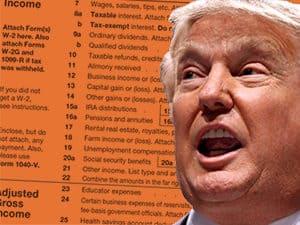 Trump Release Your Tax Returns