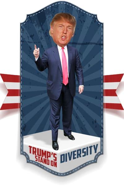 Trump Diversity