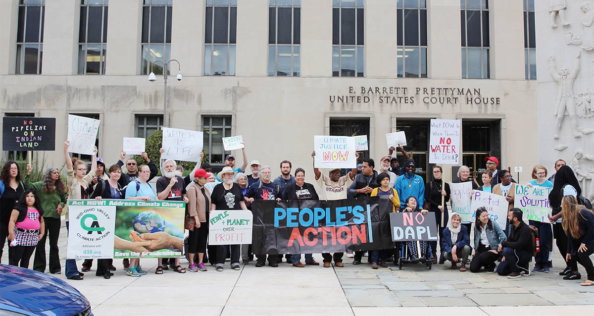 Clean Power Plan action at D.C. Circuit Court of Appeals