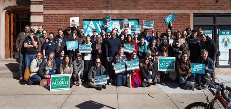How Unapologetic Progressives Won Big in Chicago