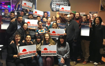 Organizing For Governing Power In Chicago