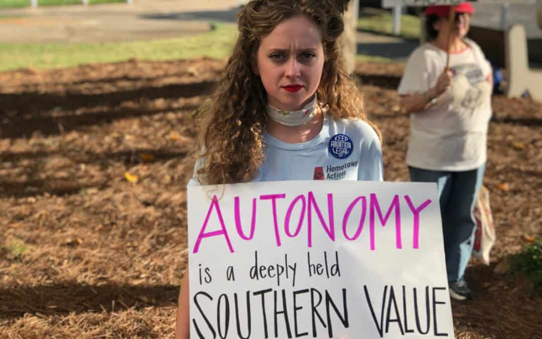 Alabama Won't Roll Over To The Rising Tide Of Hate