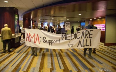 The AMA Gets Out Of The Way Of #MedicareForAll