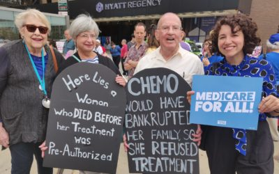 How We Can Take On Powerful Interests To Win Medicare for All