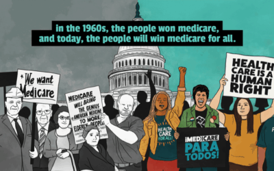 We Demand Medicare For All Now