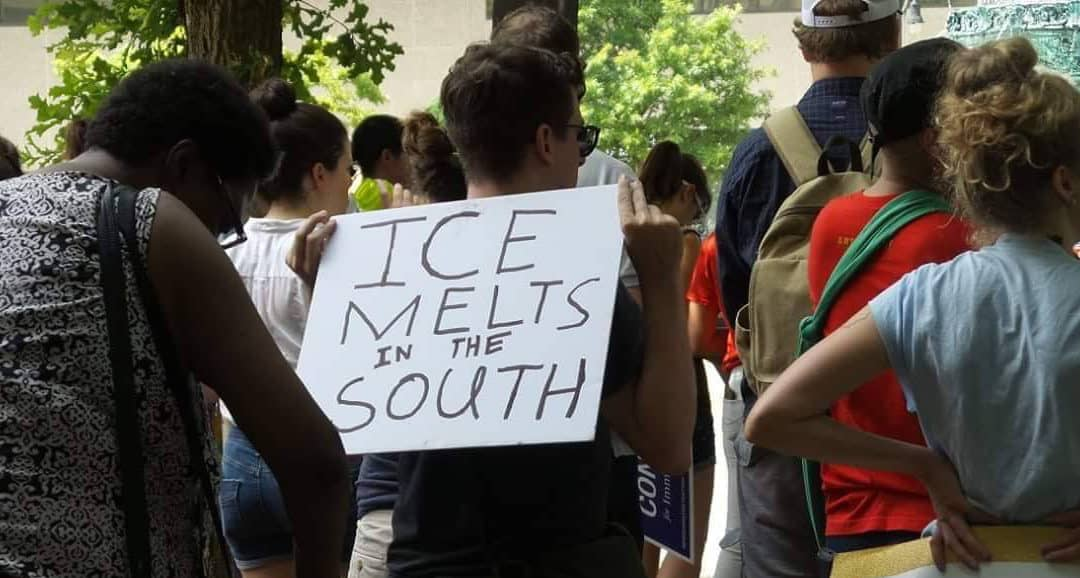 We Dare Defend Our Right To A World Without ICE