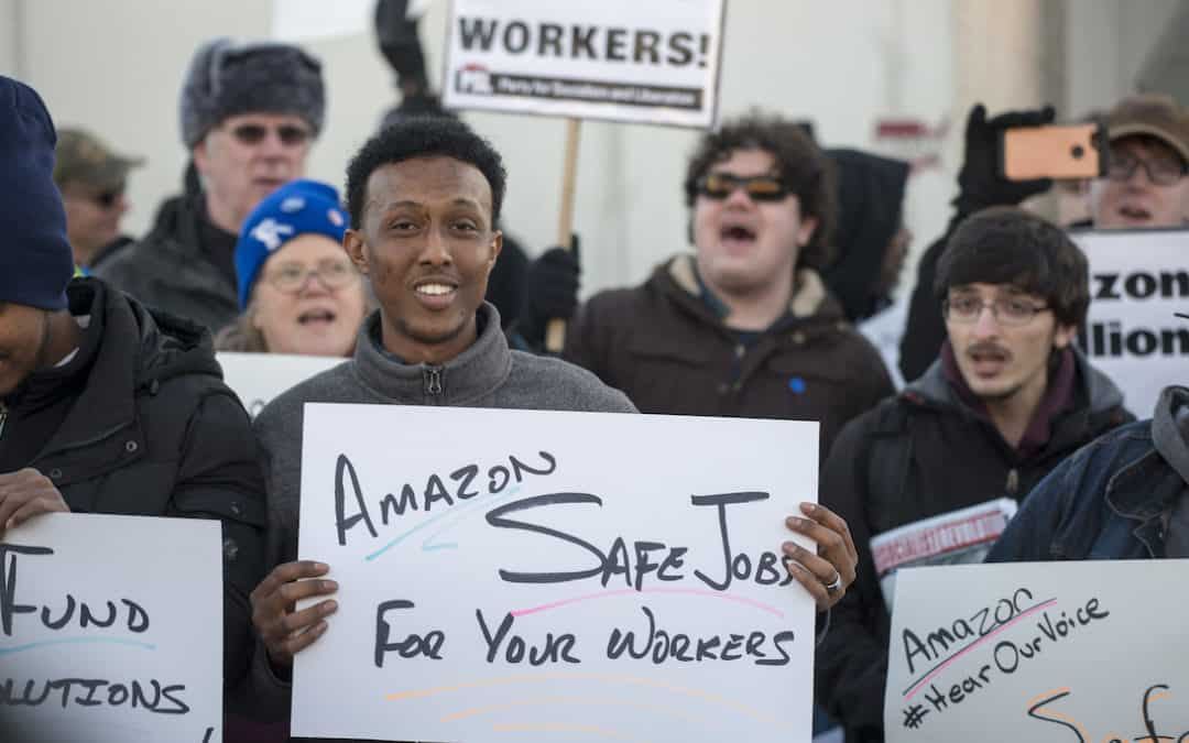 Don't Subsidize Companies That Silence Workers