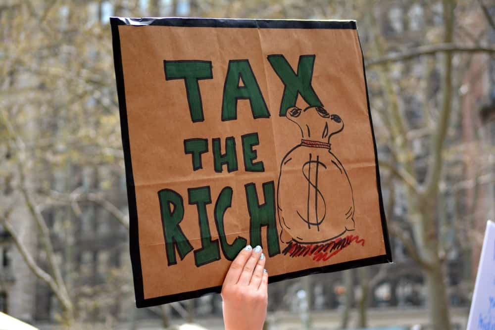 Tax The Rich Before The Rest
