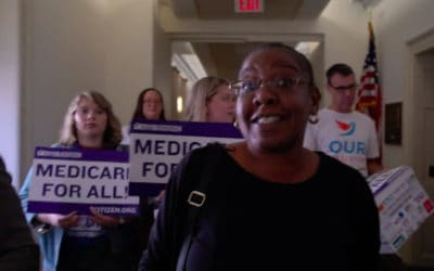 Is Speaking Up For Medicare For All A Crime?