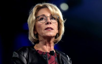 Betsy DeVos Is Gone, But Her Education Agenda Is Rolling Out Across the Country