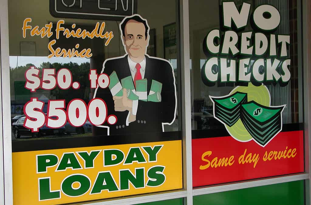 Payday Lenders Use Installment Loans To Evade Regulations