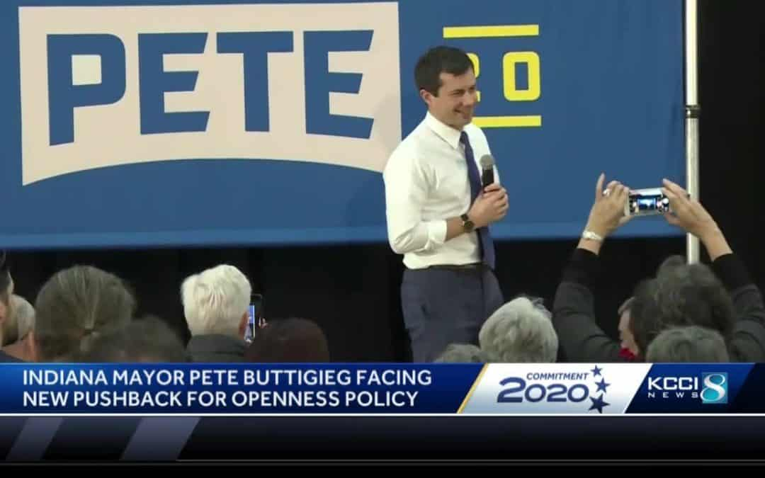 Mayor Pete, Get Big Money Out Of Your Campaign
