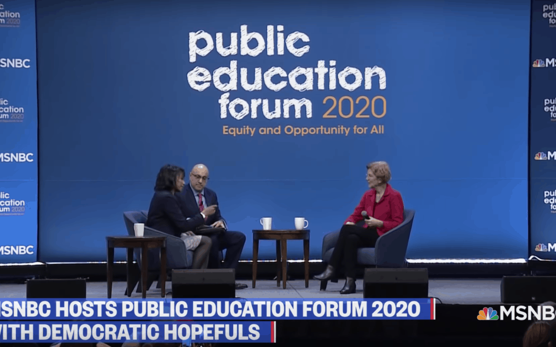 Have Democrats Changed Course On Charters?