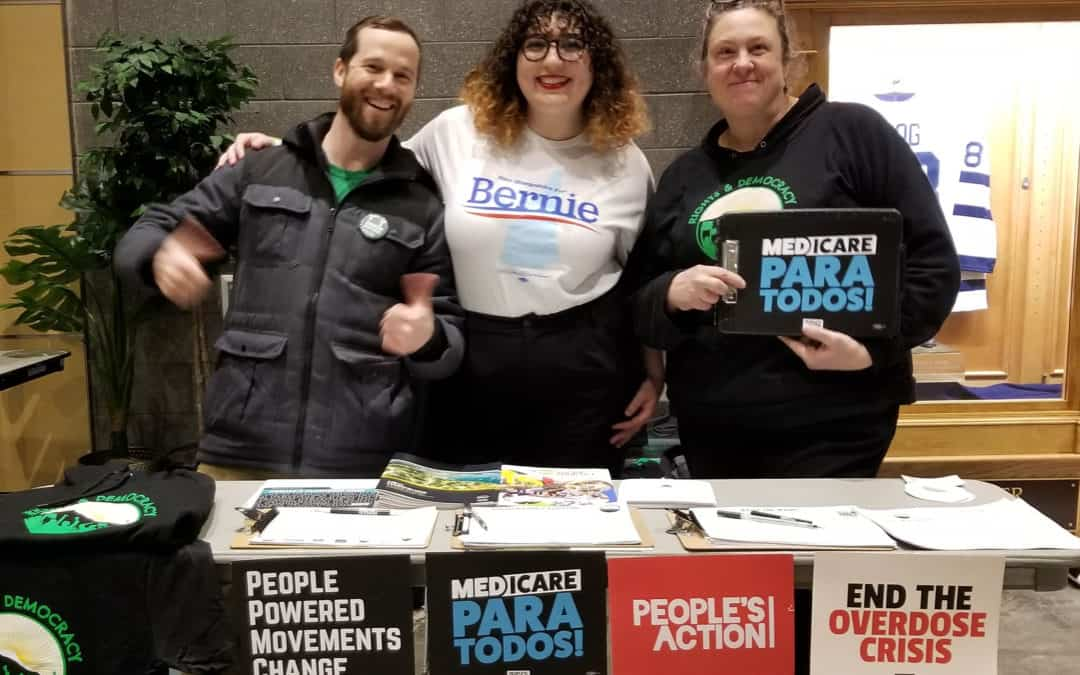 People Power Is Winning In New Hampshire