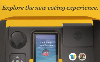 Does New Voting Tech Help Or Hurt Turnout?