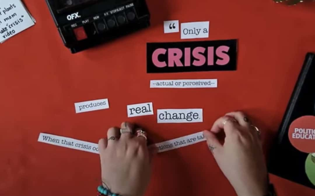 Organizing Amidst The COVID-19 Crisis