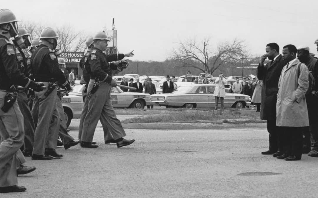 Follow John Lewis: Don't Let Trump Provoke Violence